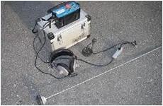 漏水調査機